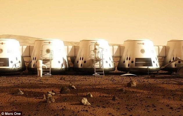 Mars One01