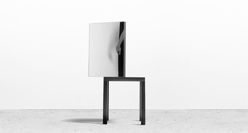 Reflektujuće stolice: Vizuelni trik ogledalom