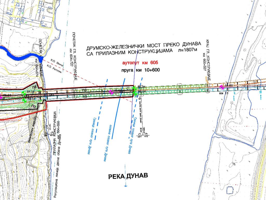 Banatska magistrala: Kinezi grade još jedan beogradski most
