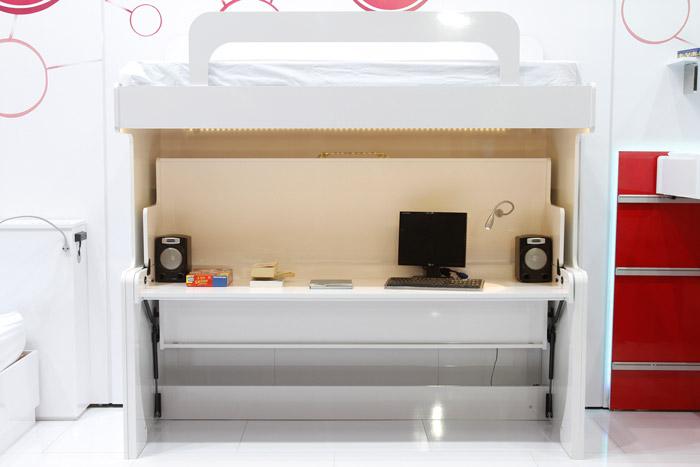 Skriveni krevet: Idealno rešenje za male stanove