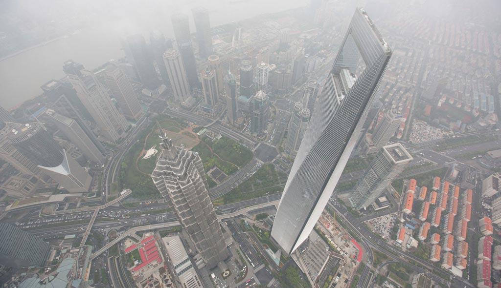Kako ogromni magnet sprečava ljuljanje nebodera u Šangaju
