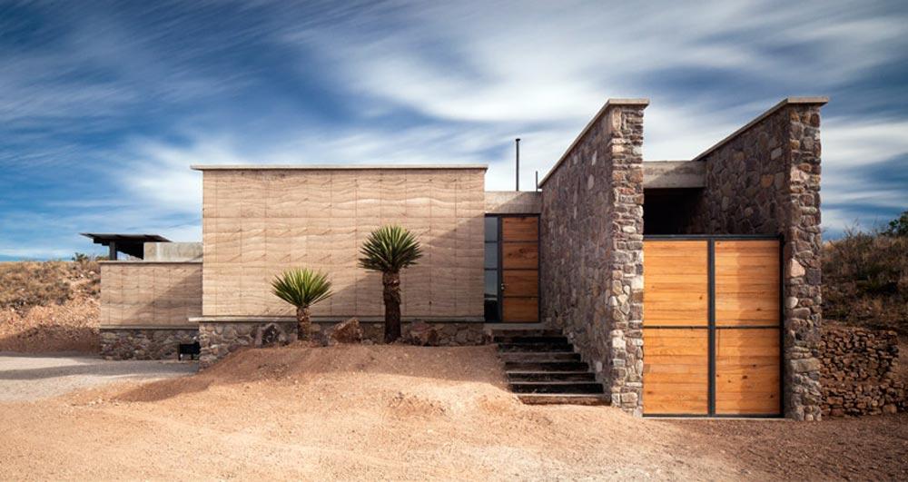 Moderna pećina: Nabijača u pustinji bez klima-uređaja