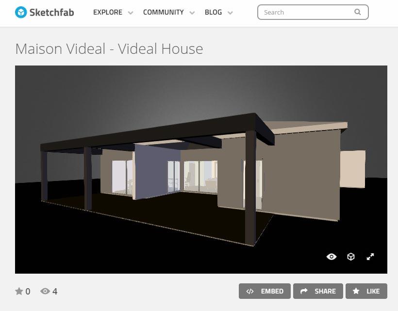 Facebook omogućio ugrađivanje 3D Sketchfab modela u statuse