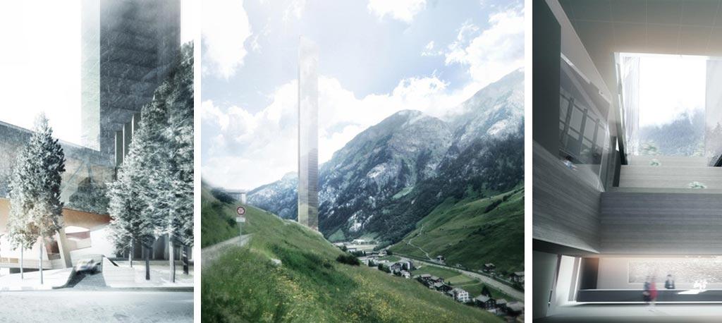 Najviša zgrada u Evropi gradi se u švajcarskom seocetu!?