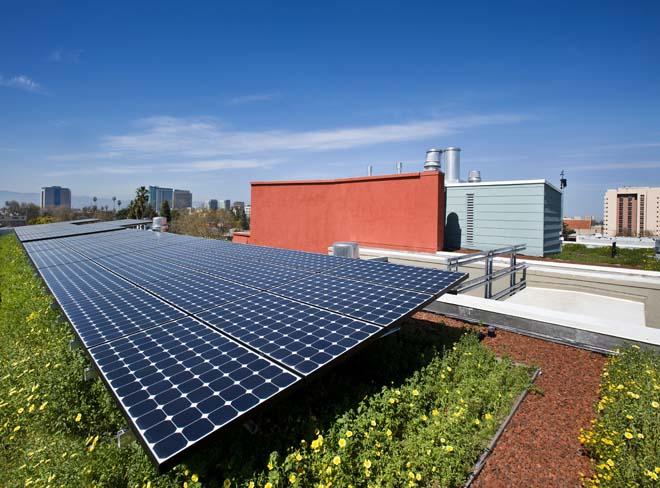 Svi krovovi u Francuskoj od sada moraju biti pokriveni rastinjem ili solarnim panelima