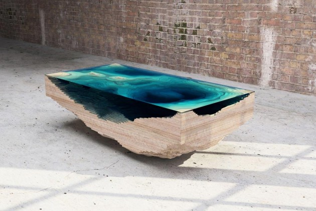 Abyss Table, Duffy London