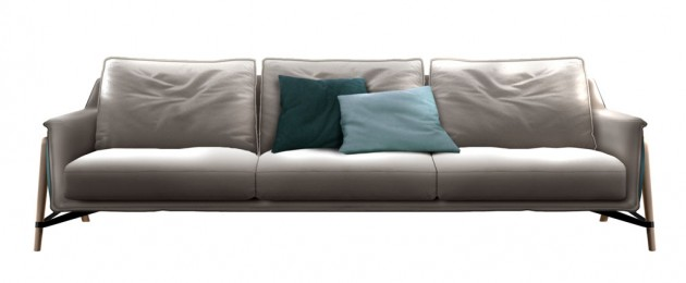 Natuzzi Holly_rendering