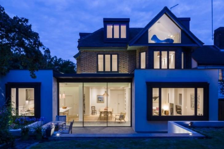 Transformacija: Kako je stara kuća iz 1930. dobila moderan izgled