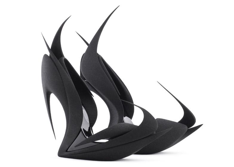 Kako izgleda cipela koju dizajnira arhitekta