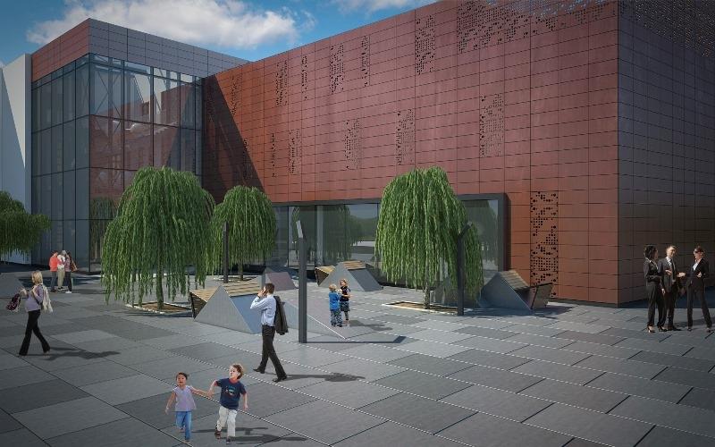 Pogledajte kako će izgledati rekonstuisana biblioteka u Vršcu
