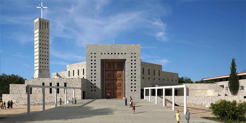 Na udaru struke: Ovako će izgledati nova crkva u Kninu