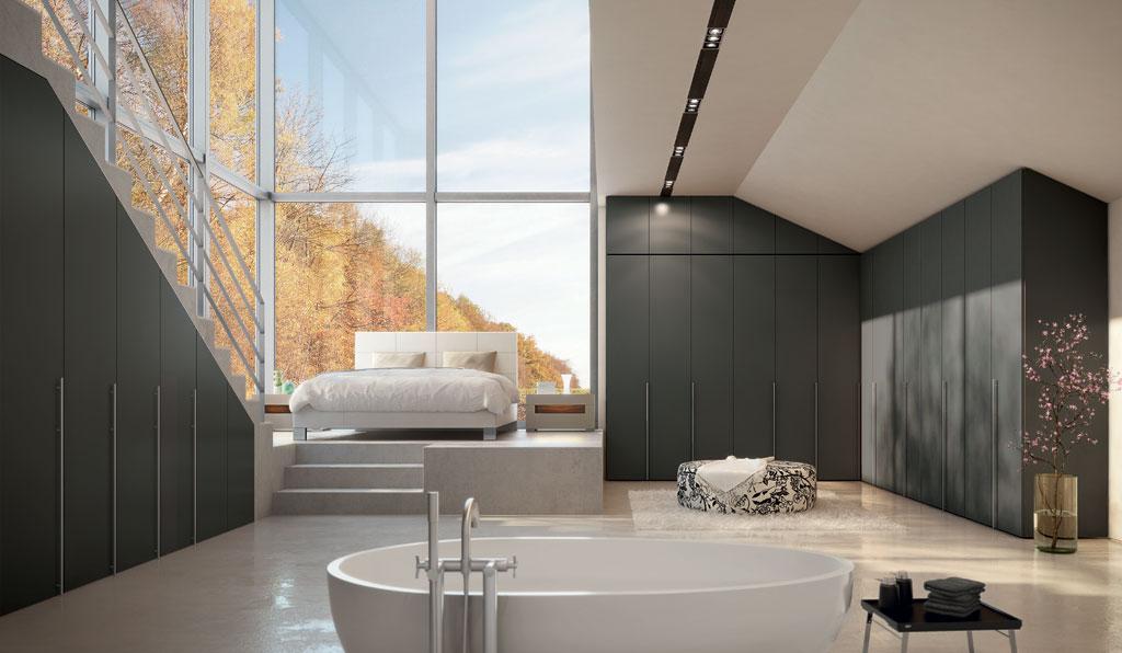 iSalone 2015: Najnoviji modeli spavaćih soba