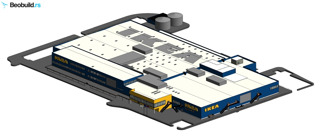 Ikea Beograd dobila lokacijske uslove