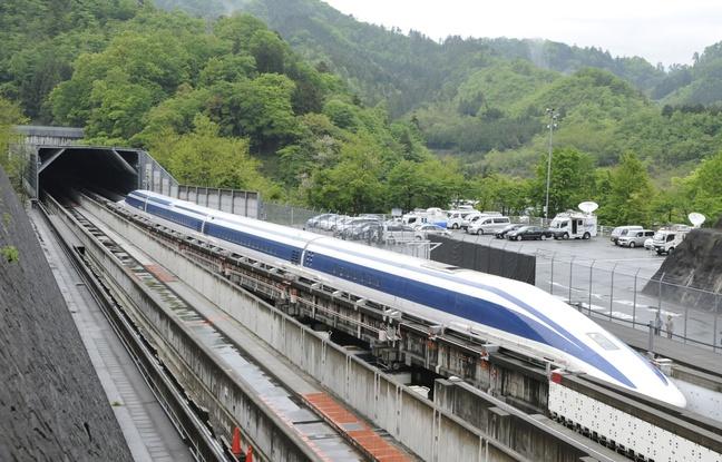 Japanski brzi voz dostigao brzinu od 603 kilometara na sat