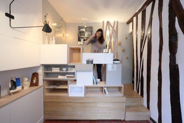 Bez prozora: Mali stan u Parizu od svega 12 kvadrata