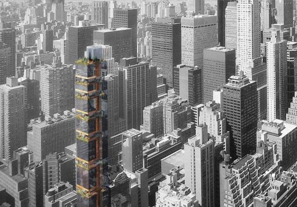 Najmršavija kula u Njujorku: Debljina je bitna i u arhitekturi