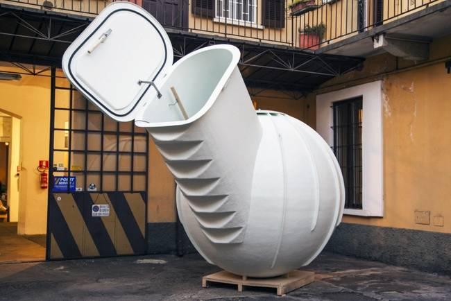 Povratak korenima: Prefabrikovani podzemni frižider radi bez struje