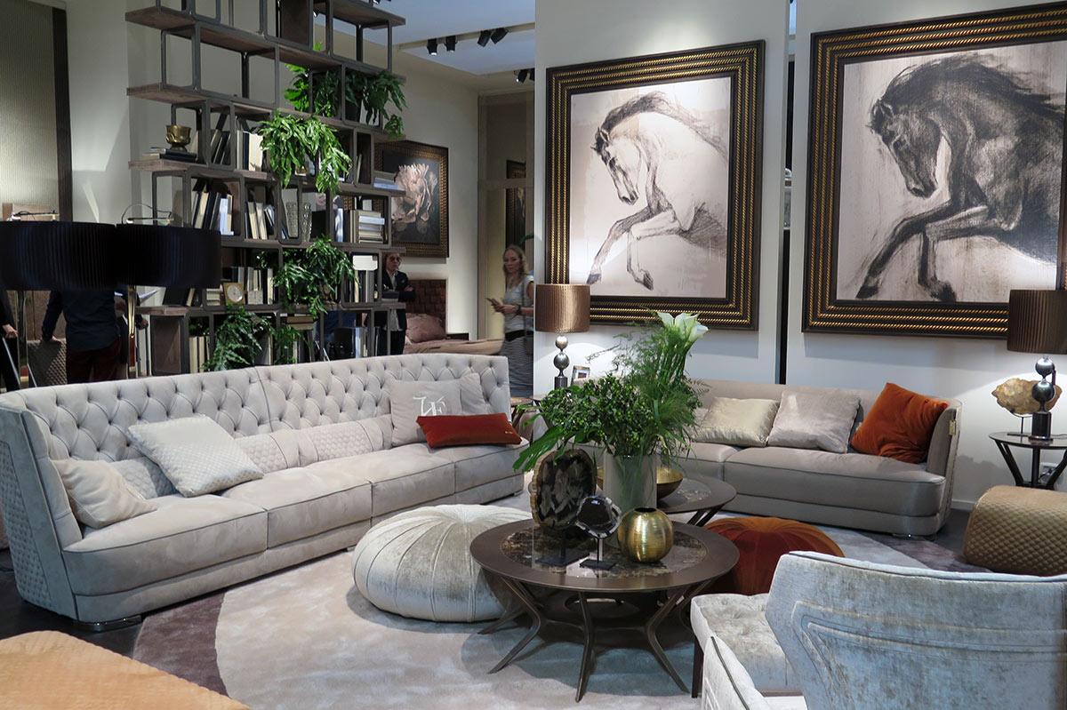 Salon nameštaja u Milanu: Trendovi u dizajnu enterijera
