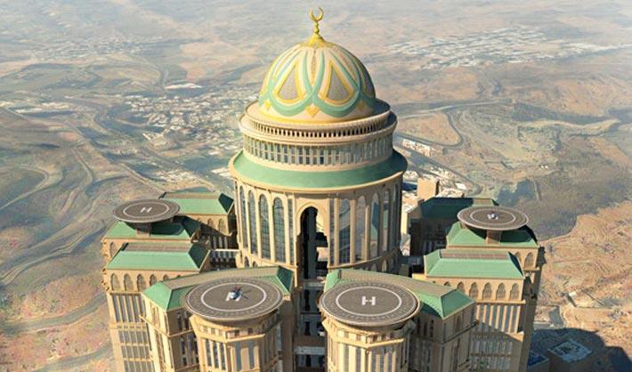 Grad u nebesima: U Meki se otvara najveći hotel na svetu