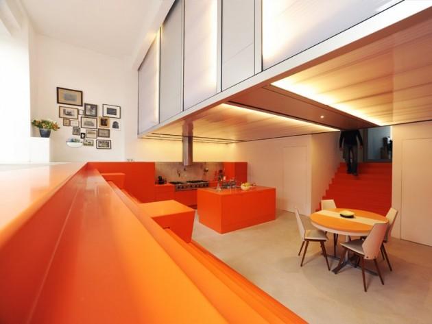 Narandžasta kuhinja 01