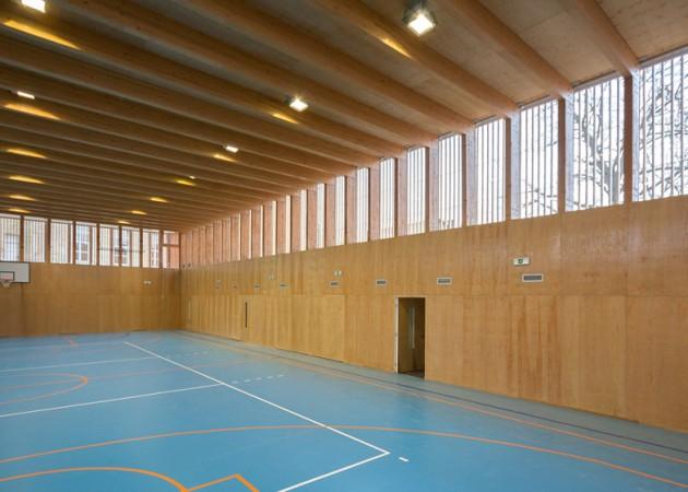 Sportska hala u Obrenovcu 03
