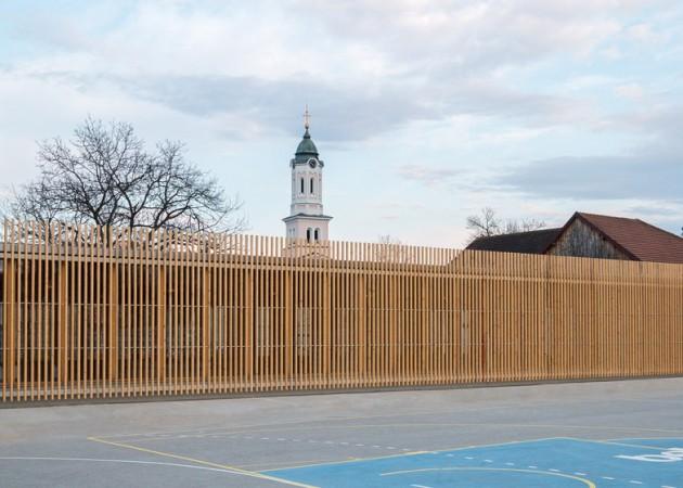 Sportska hala u Obrenovcu 05