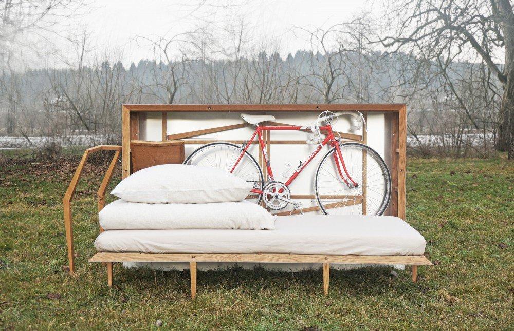 Travelbox: Ponesite sa sobom kompletan nameštaj… plus bicikl