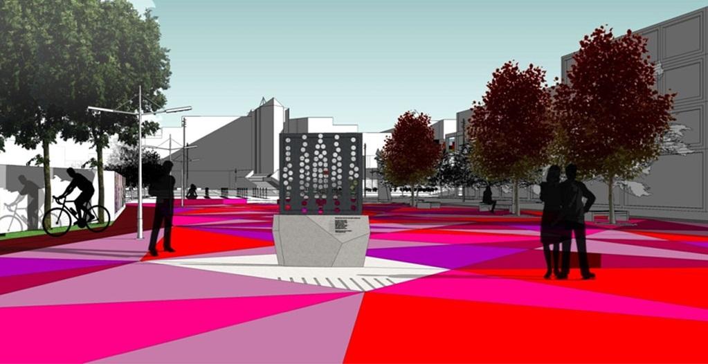 Predstavljen projekat rekonstrukcije šabačkog trga