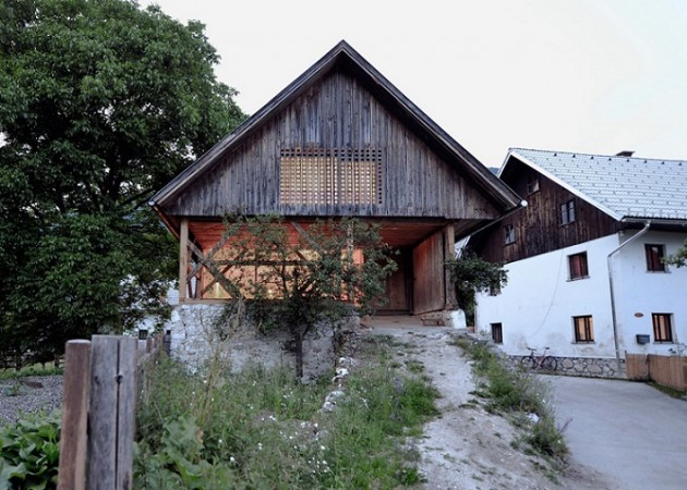 Alpine Barn Apartment 06