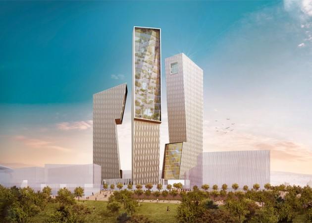 Daniel-Libeskind-Three-Towers-Rome-1