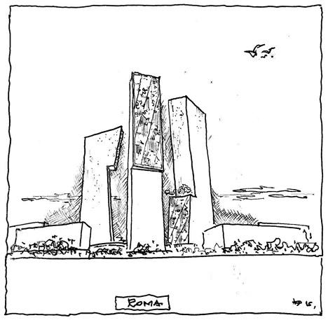 Daniel-Libeskind-Three-Towers-Rome-6