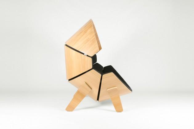 Hideaway chair 02