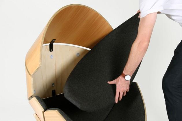 Hideaway chair 04