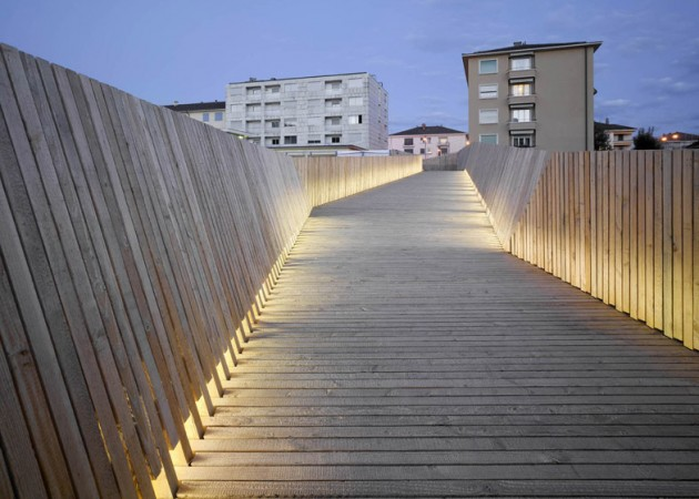 La Sallaz pešački most 04