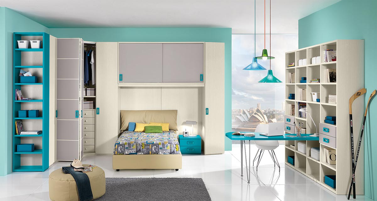 Dečije sobe: Nove ideje za 2015. godinu ‹ Gradnja
