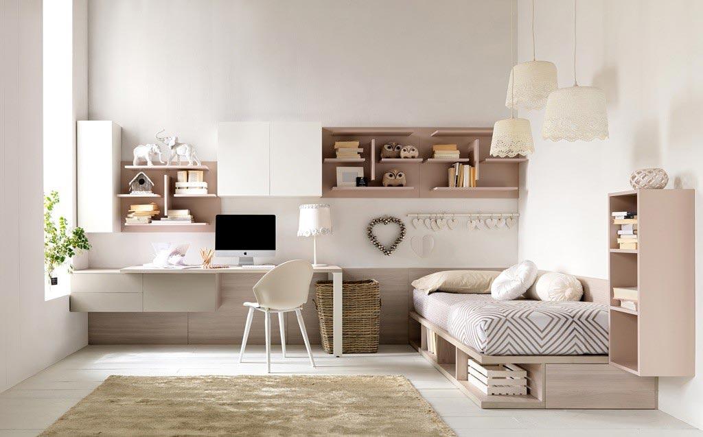 Teen soba kako zadovoljiti elje roditelja i potrebe for Stanzette moderne