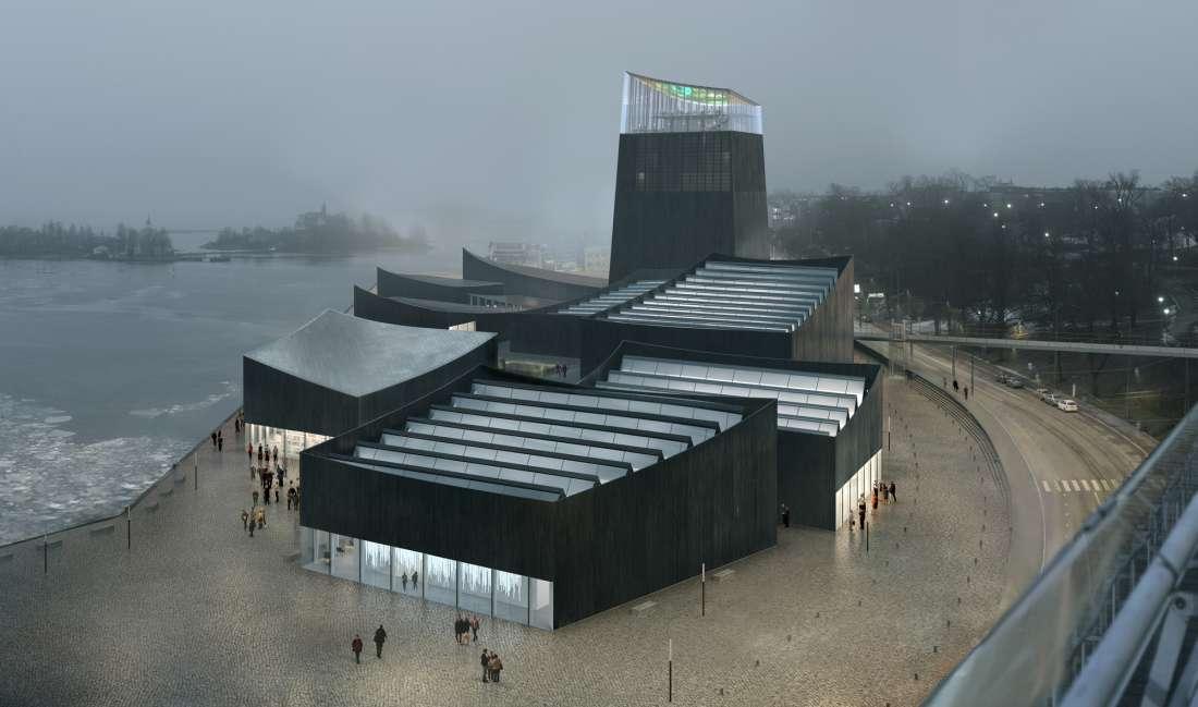Ovako će izgledati Gugenhajmov muzej u Helsinkiju