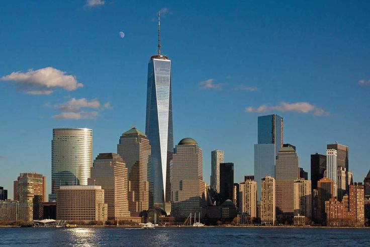 Snimak izgradnje One World Trade centra u dva minuta