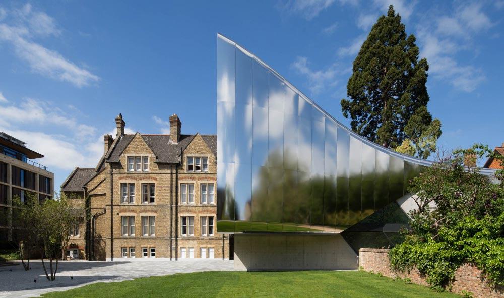 Hrabra intervencija: Zahina nova biblioteka oksfordskog univerziteta