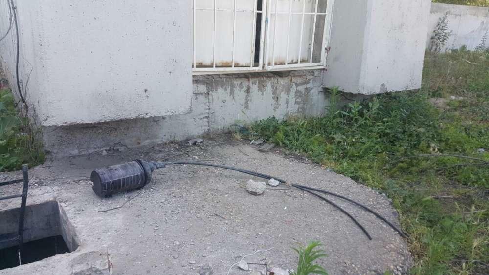Antigradnja: Sečenje telekomunikacionih kablova