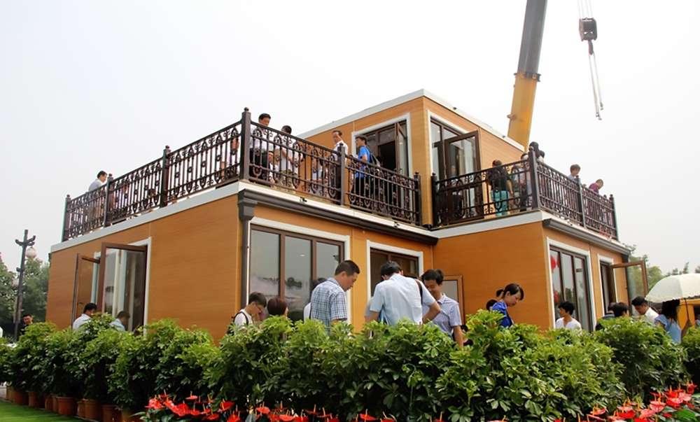 Rapidna izgradnja: Kineska kompanija podigla kuću za tri sata