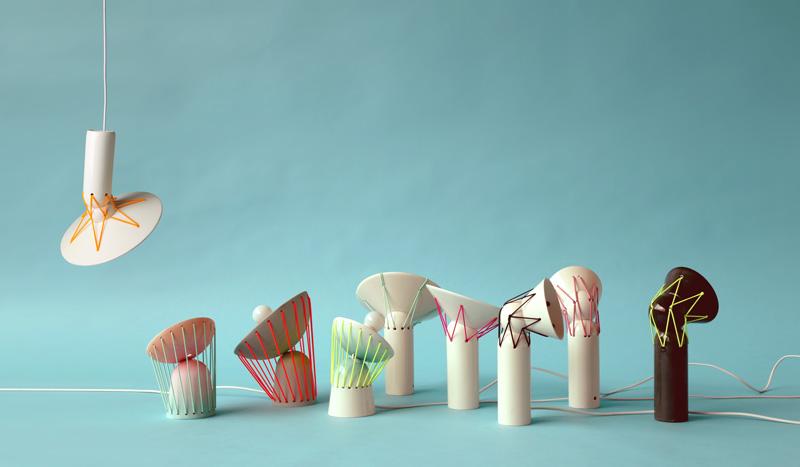Keramičke lampe koje pozivaju na igru