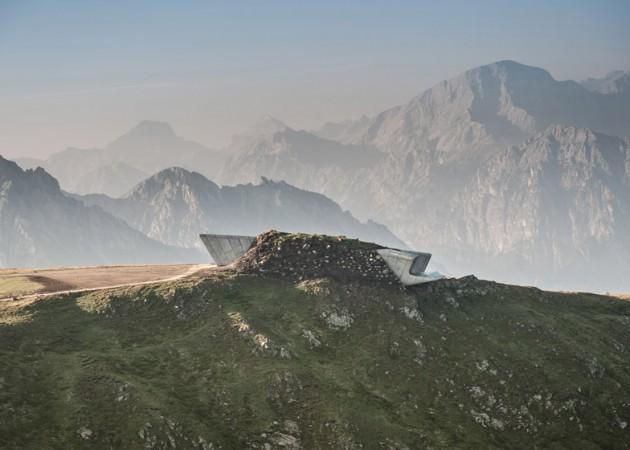 Messner Mountain Museum 01