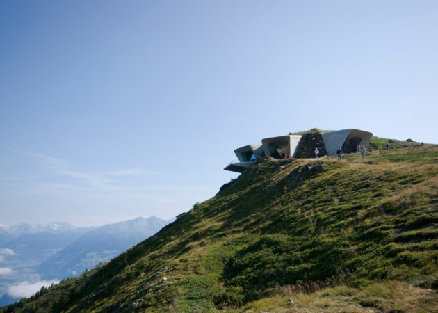 Messner Mountain Museum 02