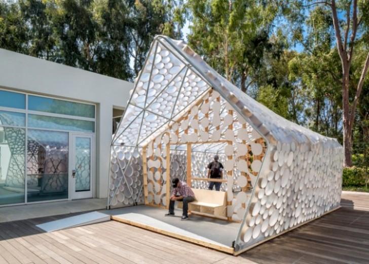 Kuća koja ne zahteva dozvolu za izgradnju