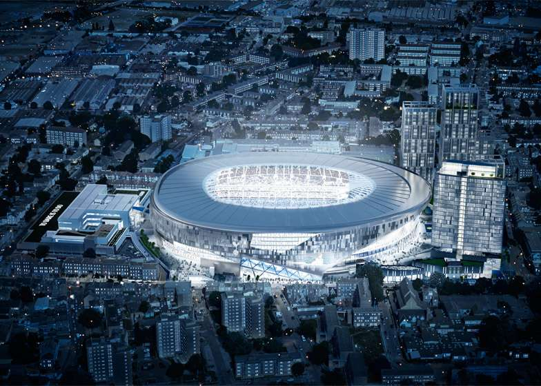 London dobija stadion s pokretnim terenom