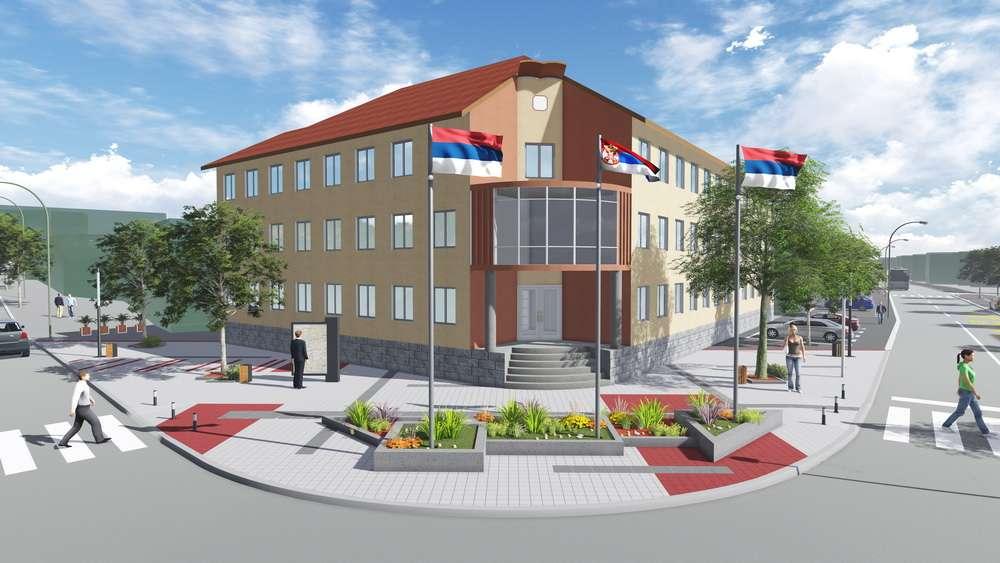 Pogledajte kako će izgledati preuređen centar Babušnice