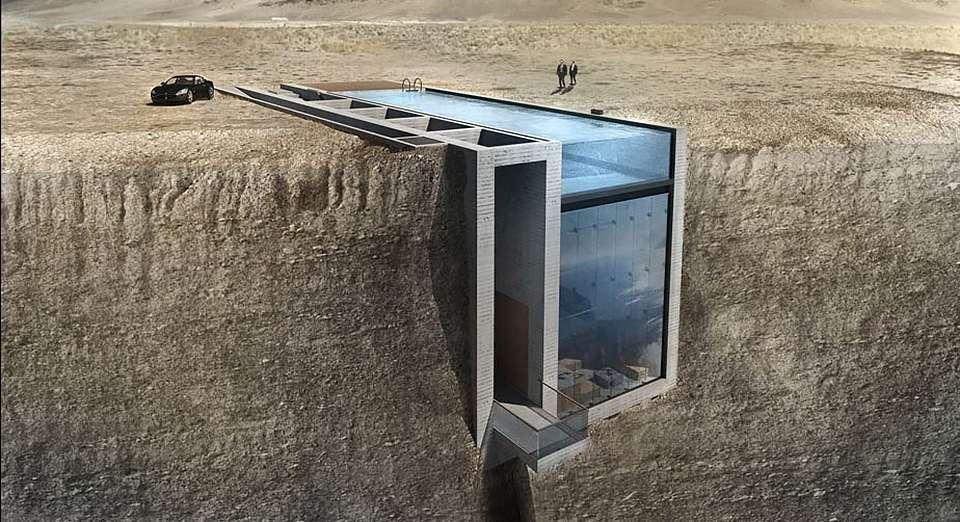 Imate li hrabrosti da živite u ovakvoj kući?