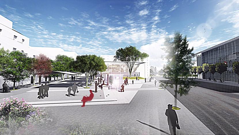 Pogledajte kako će izgledati rekonstruisani Cvetni trg u Beogradu