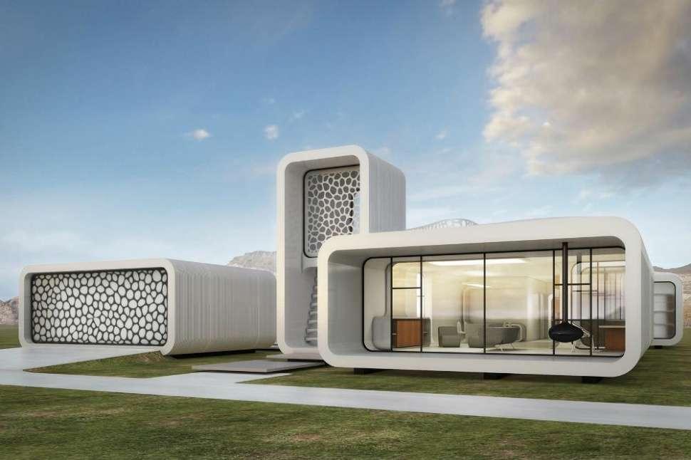 Prva poslovna zgrada u Dubaiju napravljena 3D štampačima